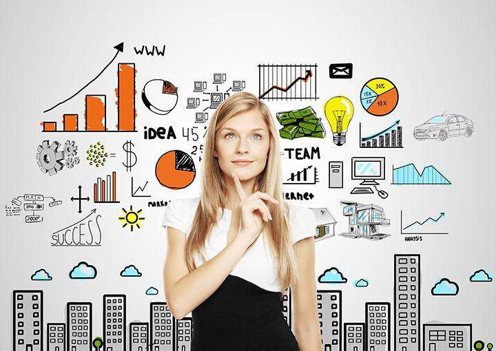 Entrepreneur en réflexion