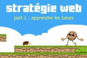 Stratégie web : la recette